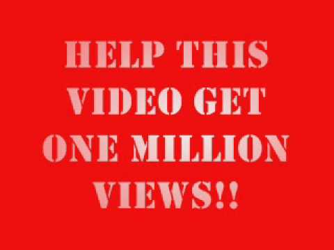 Help This Video Get One Million Views !!