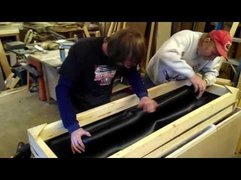 Vacuum Forming Vinyl On A 77 Toyota Celica Dash Youtube