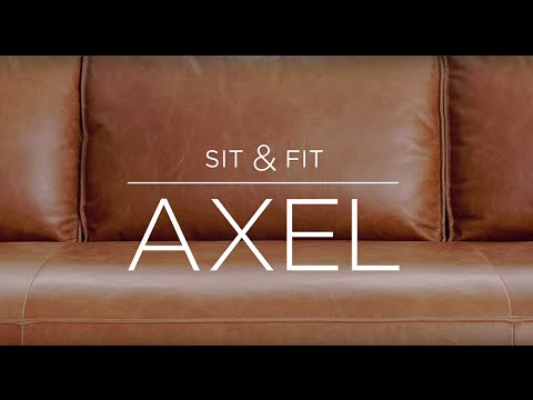 Sit Fit Axel Sofa