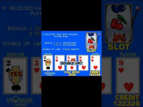 Игра казино Вабанк демо счёт