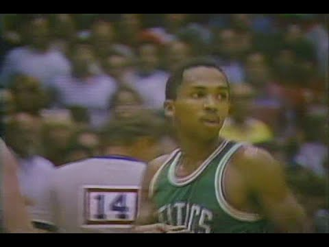 Gerald Henderson (22pts/5rebs/6asts) vs. Lakers (1984 Finals, Game 6)