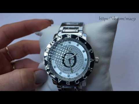 Красивые женские часы Pandora в наличии