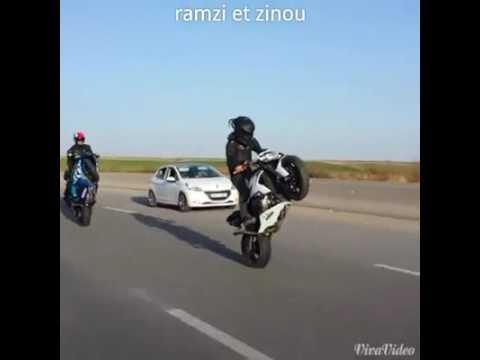 moto dans oran pfffff mahboul ta3 souga nager nager