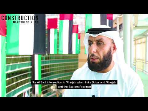 Ahmed AlHammadi, director general roads department, Ministry of Infrastructure Development