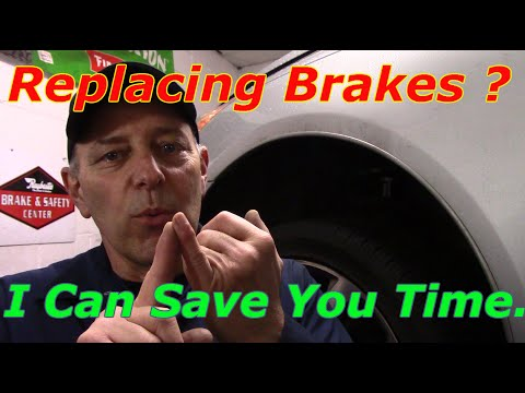 How To Replace Front Brakes And Rotors On A 2013 Hyundai Sonata