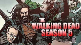 "The Walking Dead Season 5 - Who is Paul ""Jesus"" Monroe?"