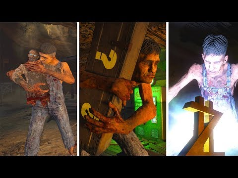 Top 5 Cool Things Leroy (Arthur) Can Do On Buried! (BO2 Zombies Top 5)