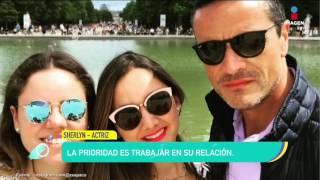 ¡Sherlyn y Paco Zea quieren una gran boda!   De Primera Mano