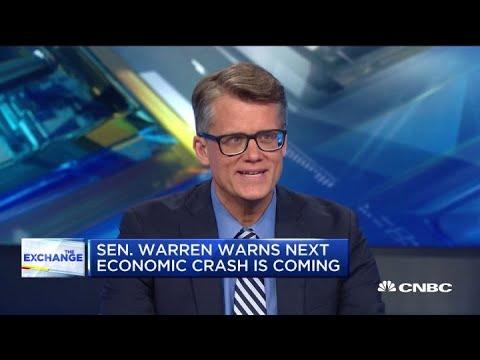 Elizabeth Warren exaggerated