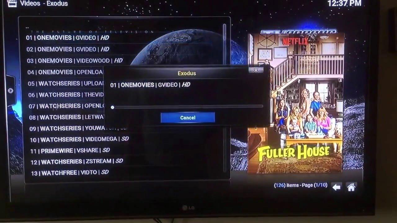 exodus on fire tv guru