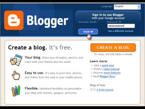 How to make your creative blog