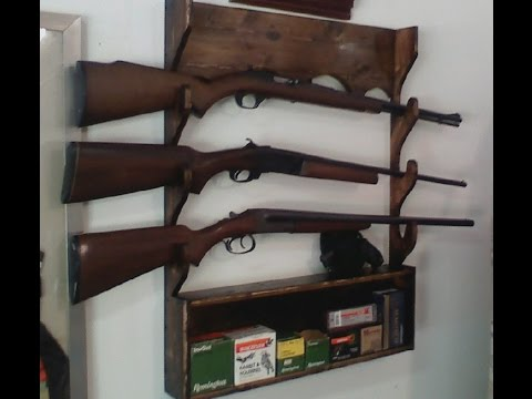 Gun Rack from