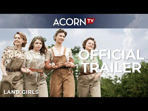 Acorn TV | Land Girls | Official Trailer