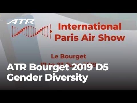 ATR Bourget 2019 D5 - Gender Diversity