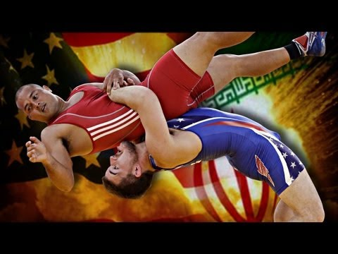 America and Iran Are Wrestling Buddies