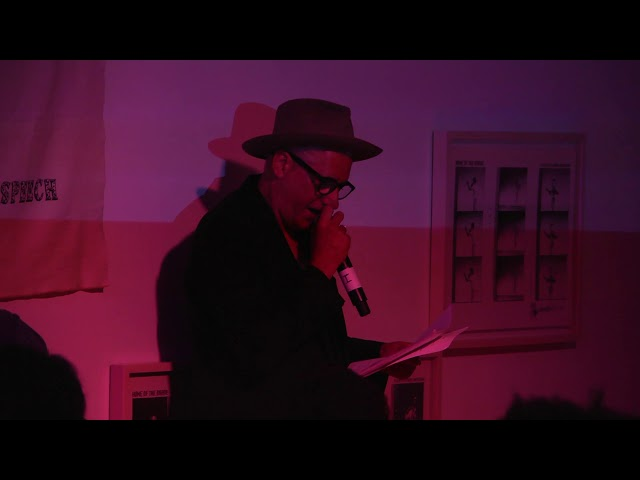 The Nouveau Noir Curated by Daniel Efram With The Dream Lovers and Ron Ward