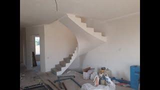 Как легко сделать лестницу самому