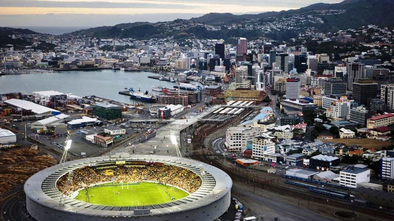 Top10 Recommended Hotels In Wellington New Zealand