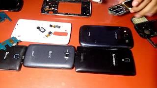 Reconociendo los componentes de un celular , y que componentes se pueden reutilizar