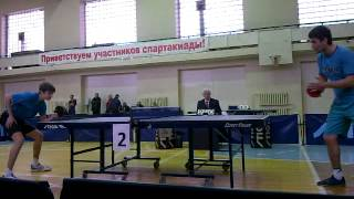чемпионат скфо по настольному теннису 2013(, 2013-05-02T11:46:25.000Z)