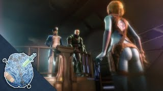 Metroid: Other M - Part 10: Do the Wave, Samus.