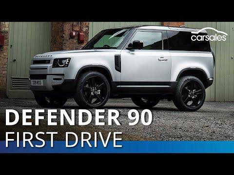 Land Rover Defender 90 P400 2021 Review @carsales.com.au