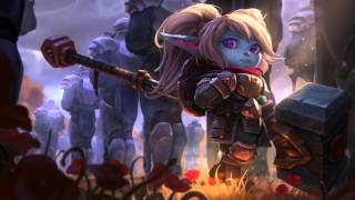 Poppy Voice English - Keeper of The Hammer - League of Legends