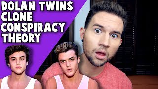 The Dolan Twins CONSPIRACY THEORY: Ethan is Grayson's CLONE