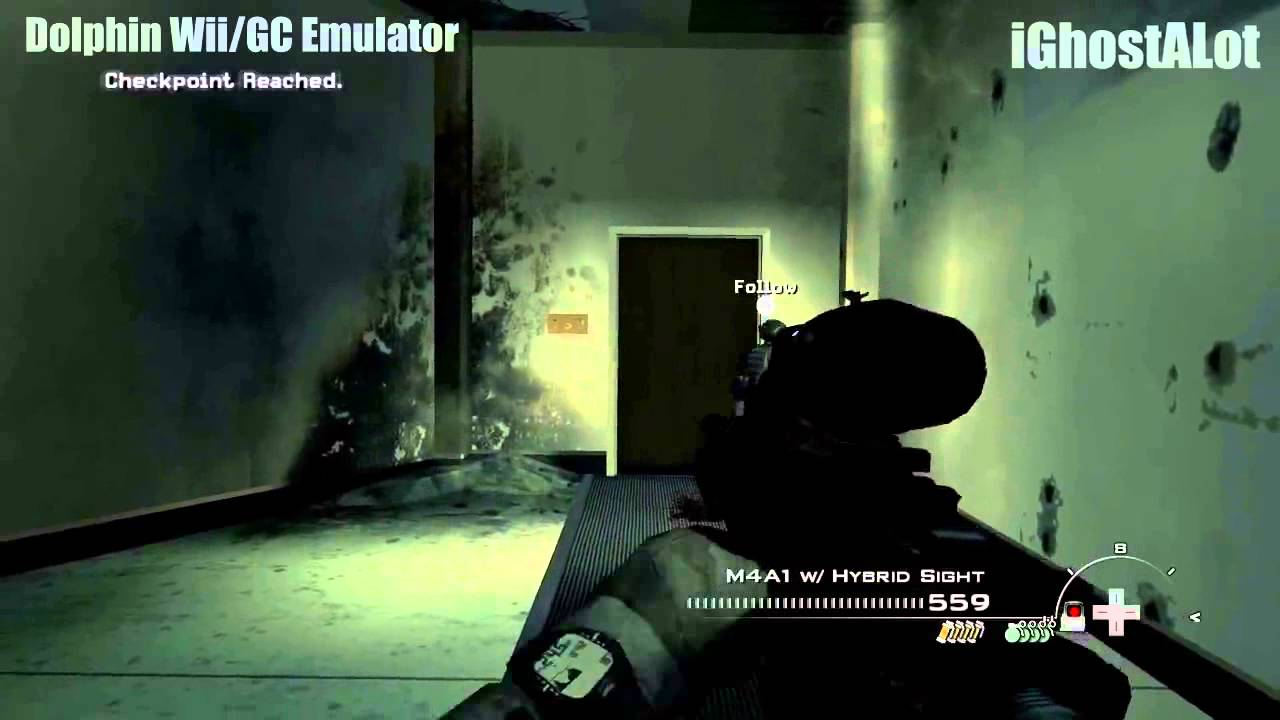 Call Of Duty Modern Warfare 3 Dolphin Emulator Wiki