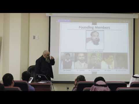 Prof Aamer Iqbal Bhatti Seminar at KAU, Saudi Arabia