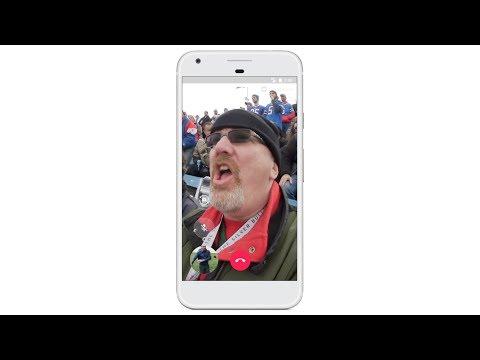 Google Duo: Football