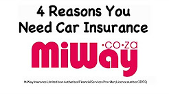 4 Reasons You Need Car Insurance