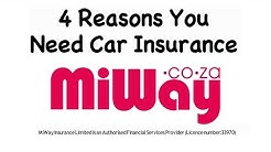 4 Reasons You Need Car Insurance