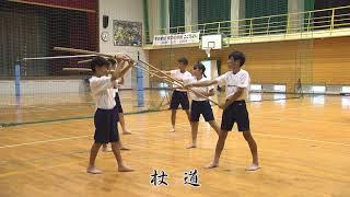 KAMONケーブルテレビ「マイタウン東広島」一校一和文化(志和中学校)9月24日~9月30日放送 thumbnail