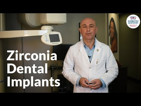 Zirconia Dental Implants