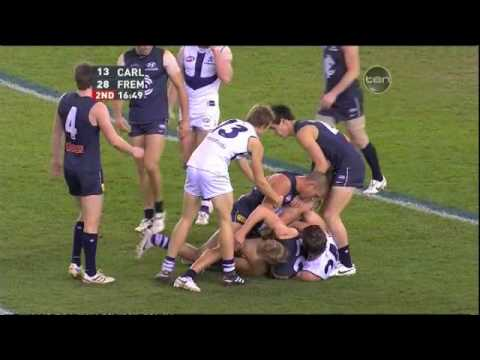 Highlights - V Carlton Round 13 2010