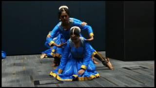 Classical Indian Dance Drama   Thandavam at VCU   TEDxVCU