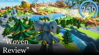 Woven Review [PS4, Switch, Xbox One, & PC] (Video Game Video Review)