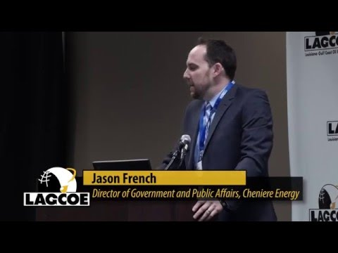 LNG and the American Energy Landscape, presented by Jason French