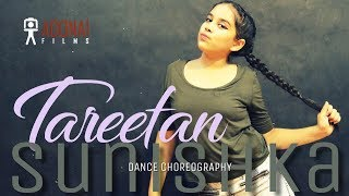 Tareefan Choreography | Veere di Wedding | Sunishka | Dance Cover