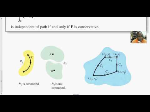 15 3 Conservative Vector Fields and Independence of Path