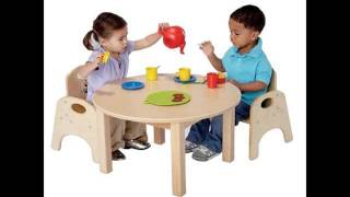 Toddler Table And Chair Set | Kid's Table & Chairs