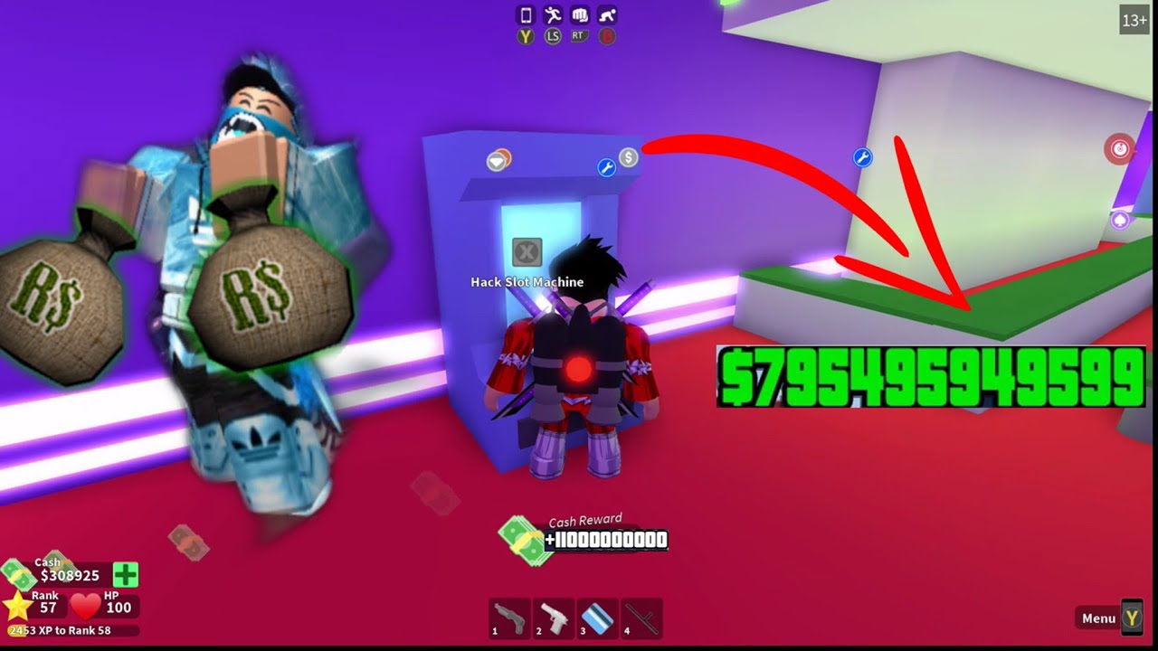 Roblox Mad City Secret Ways To Make Money Youtube