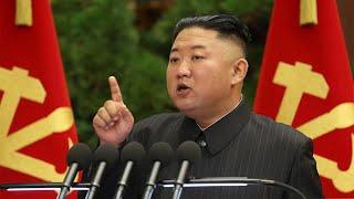 video: Kim Jong-un admits to first 'major crisis' in North Korea's Covid battle