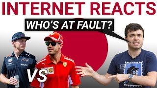 The Internet's Best Reactions To The 2018 Japanese Grand Prix