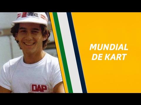 Mundial de kart  | Com Gastão Fráguas e Caio Collet | #SennaTV - 036