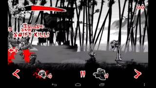 DRAW SLASHER - ниндзя слешер на Android (обзор / review)(, 2015-02-22T17:54:20.000Z)