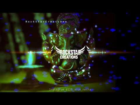Galli Ka Ganesh Rahul Sipligunj Tapori Mix Dj ARUN..ii ROCKSTARDJMIX