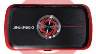 Обзор карты захвата AVerMedia Live Gamer Portable