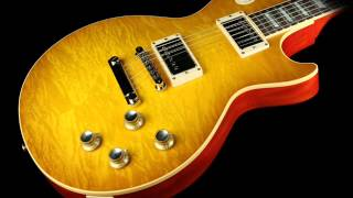 Sad ballad bluesy hard rock backing track in Dm
